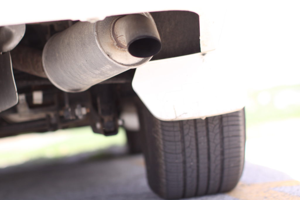 Lymphedema is like a blocked tailpipe