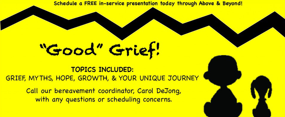 Good Grief - Community Bereavement Services